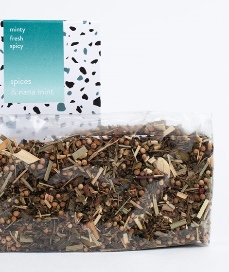 COUDRE BERLIN Tee spices nana mint