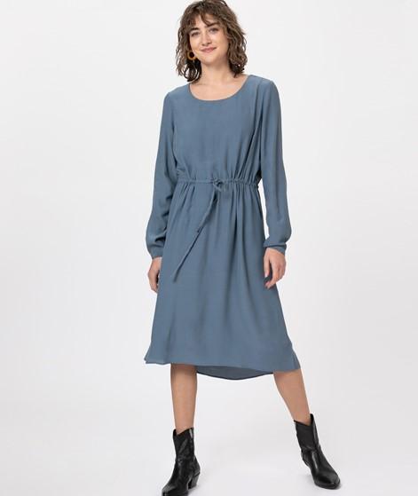 VILA VIPrimera Medi L/S Kleid china blue