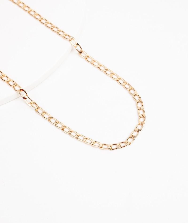 VILA Viefj Chain Kette gold