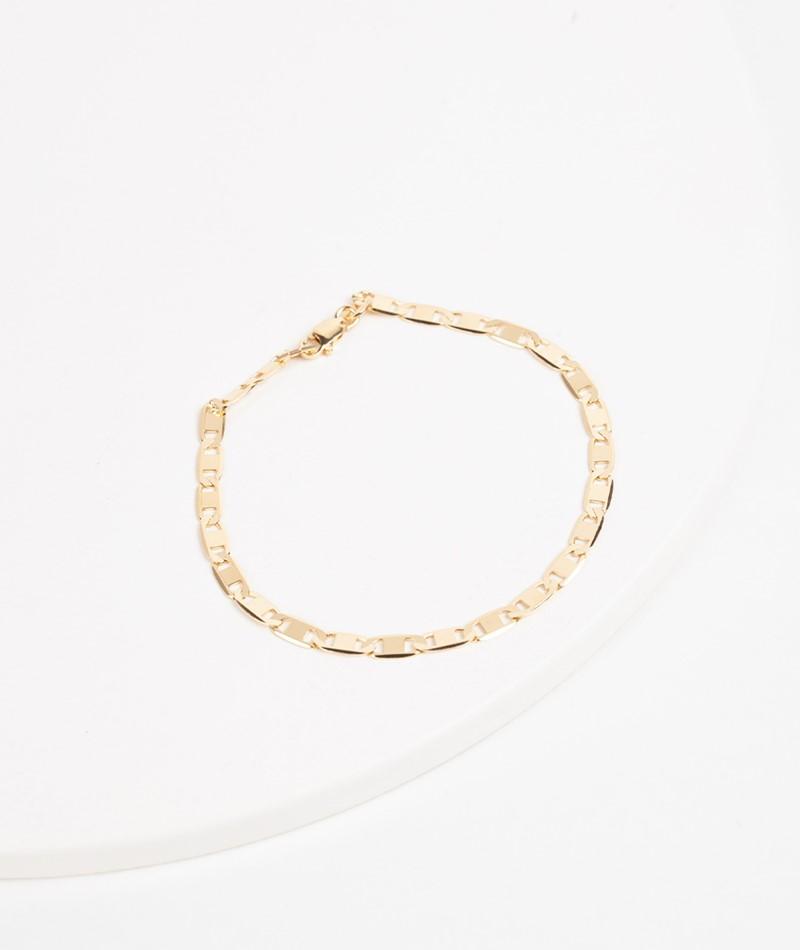 JUKSEREI Kaia Armband gold
