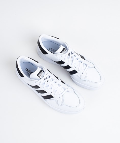 ADIDAS Team Court Sneaker white/ black