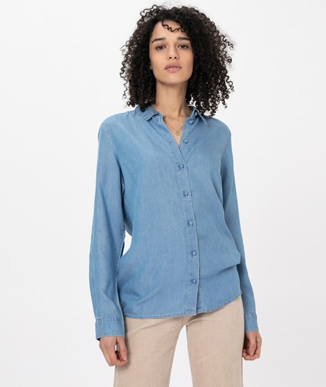 SELECTED FEMME SLFMattie Bluse blue