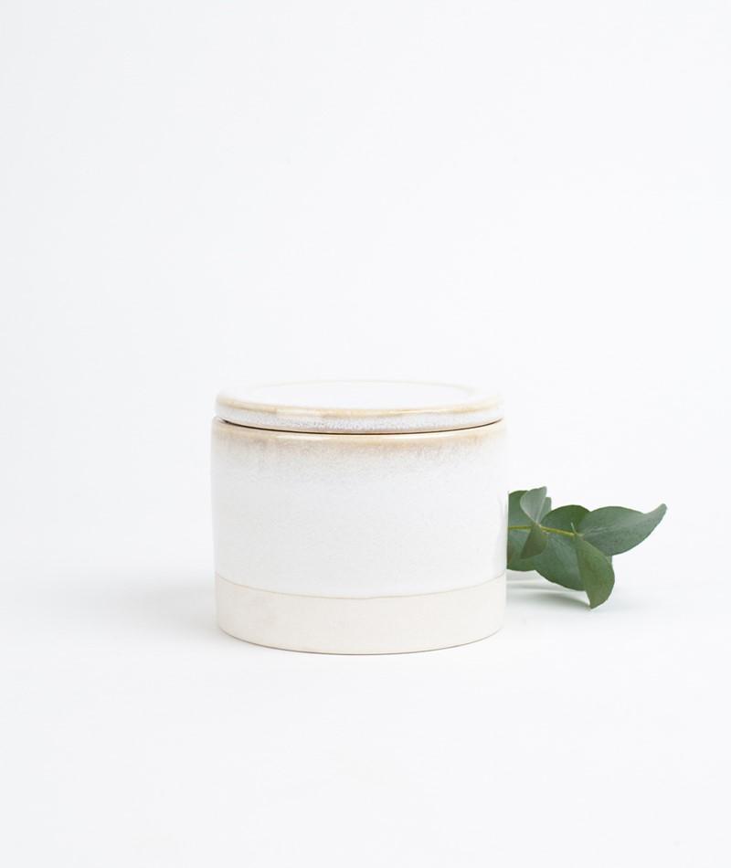 BLOOMINGVILLE Jar w/ Lid nature