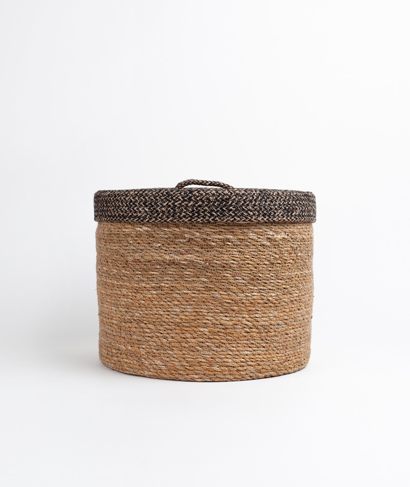 HOUSE DOCTOR Korb L seagrass jute
