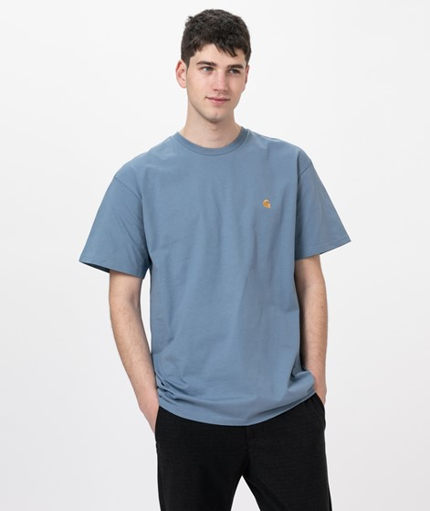 CARHARTT WIP S/S Chase T-Shirt mossa