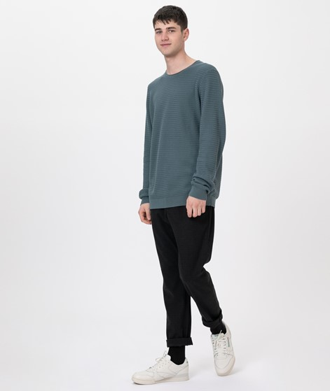 NOWADAYS Basket Stitch Pullover
