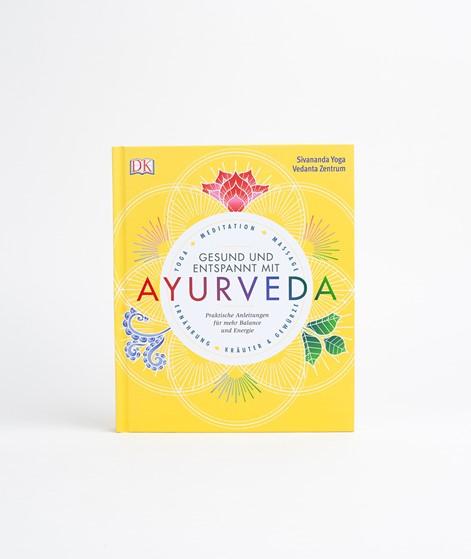 DKVerlag Gesund & entspannt mit Ayurveda