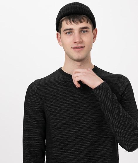 SAMSOE SAMSOE Argon Pullover black mel