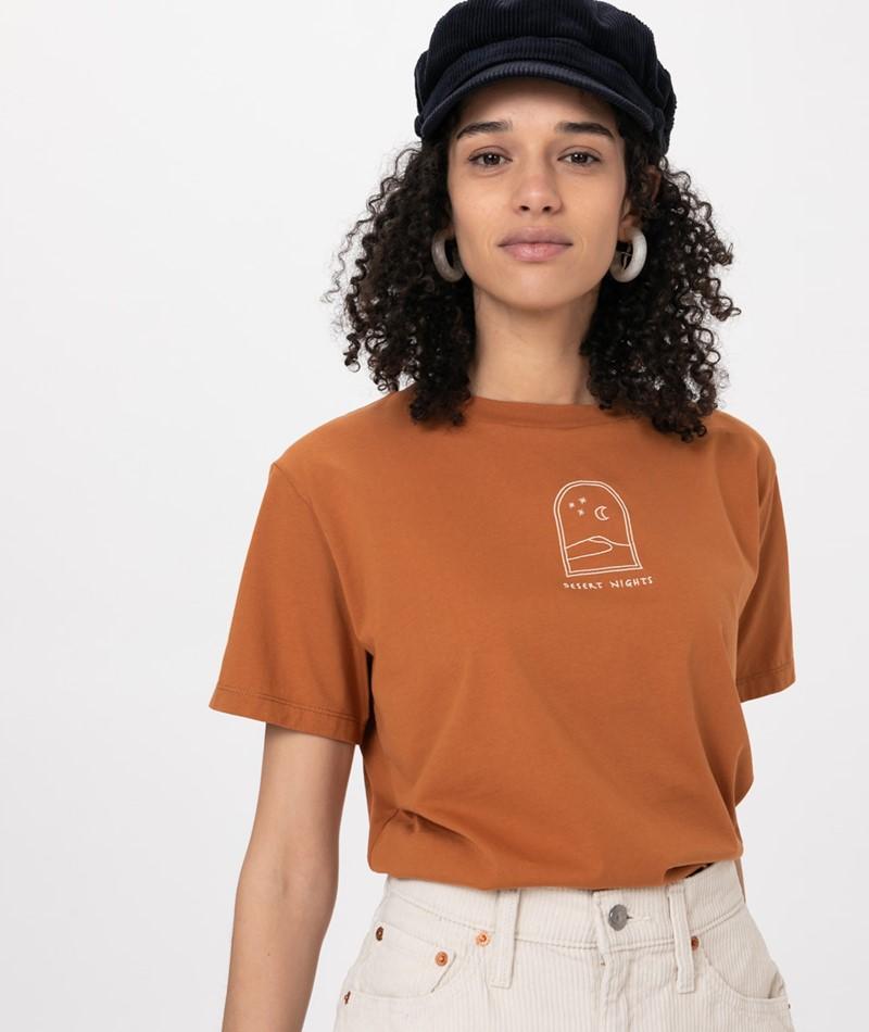 KAUF DICH GLÜCKLICH T-shirt desert night
