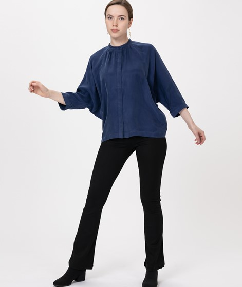 SELECTED FEMME SLFMiriam 3/4 Bluse blue