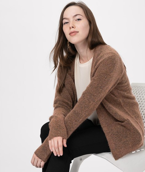SECOND FEMALE Brook Knit Short Cardigan