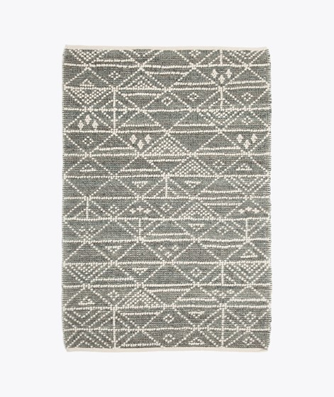 BLOOMINGVILLE Rug Wool grey