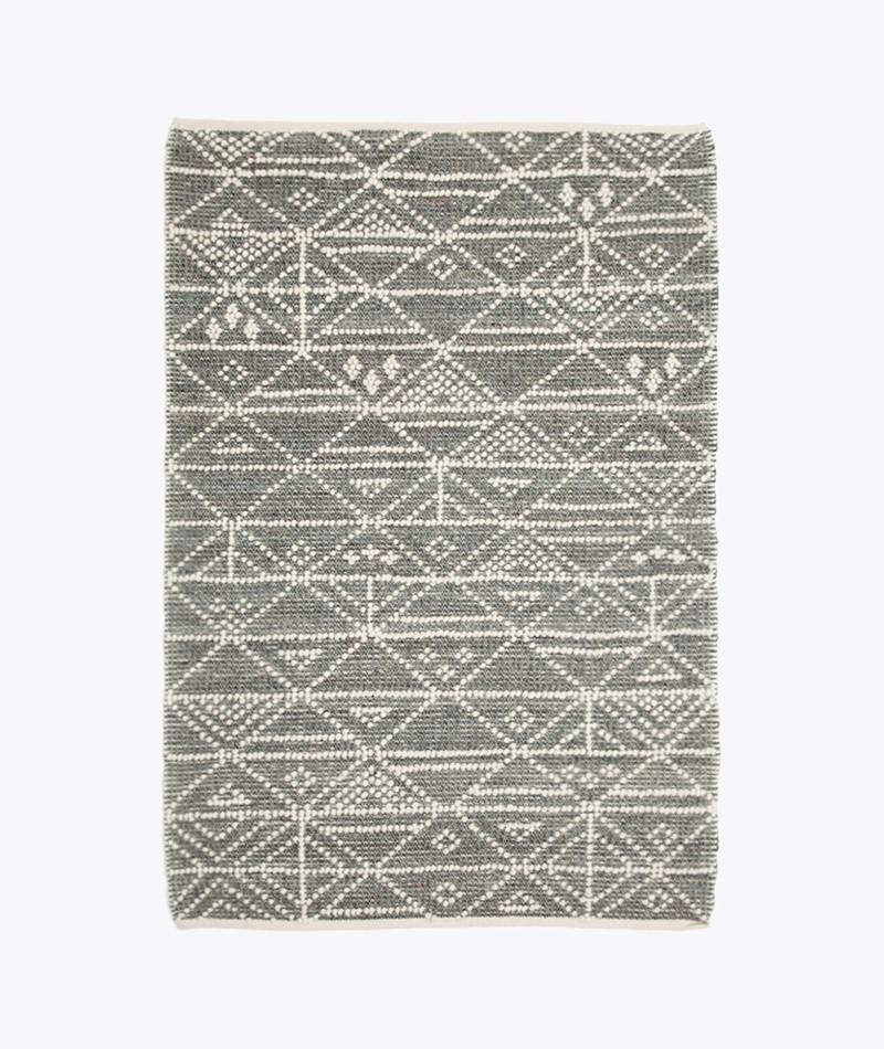 BLOOMINGVILLE Rug Wool grey