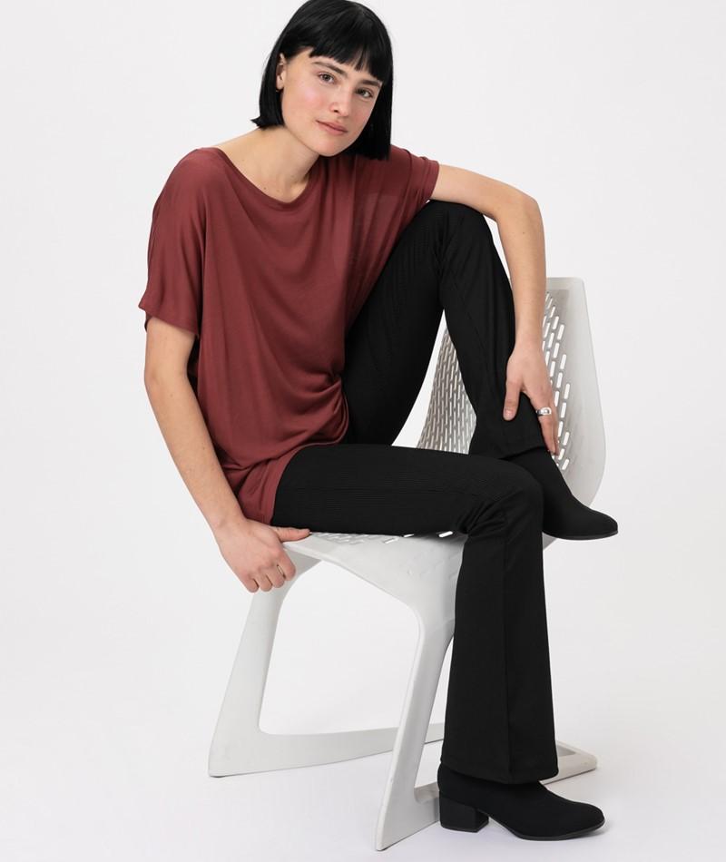MBYM Proud T-Shirt russet brown