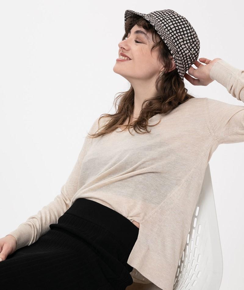 SELECTED FEMME SLFLinel Knit VN Pullover
