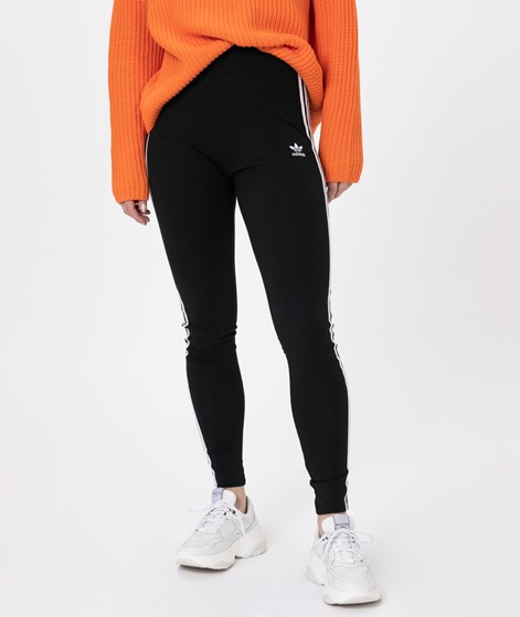 ADIDAS 3 STR Thight Leggings black/white