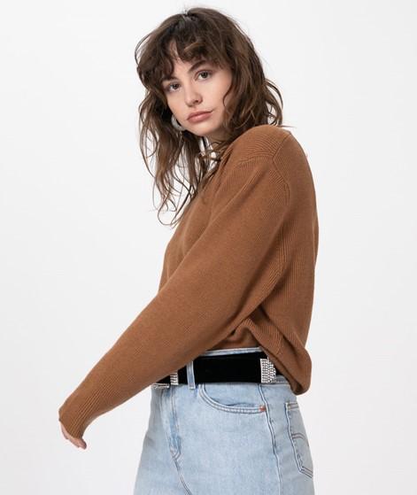 MOSS COPENHAGEN Jilli V Pullover brown
