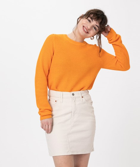 VILA VIChassa L/S Knit Pullover apricot