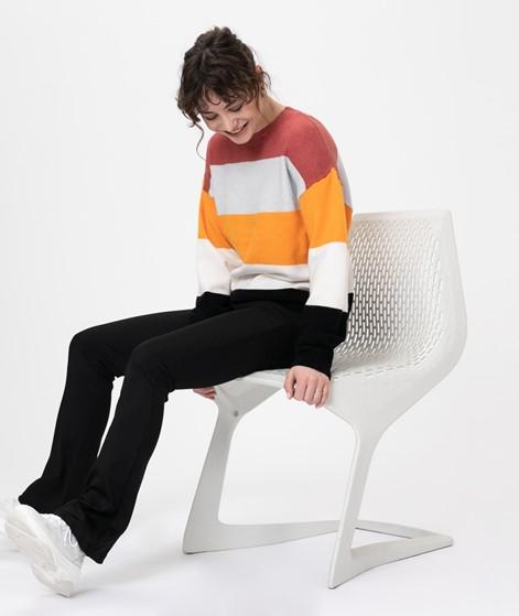VILA VIRil L/S Drop Block Pullover strip