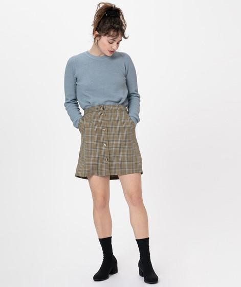VILA  VIChassa L/S Knit Pullover blue