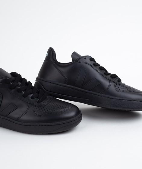 VEJA V-10 Sneaker full-black