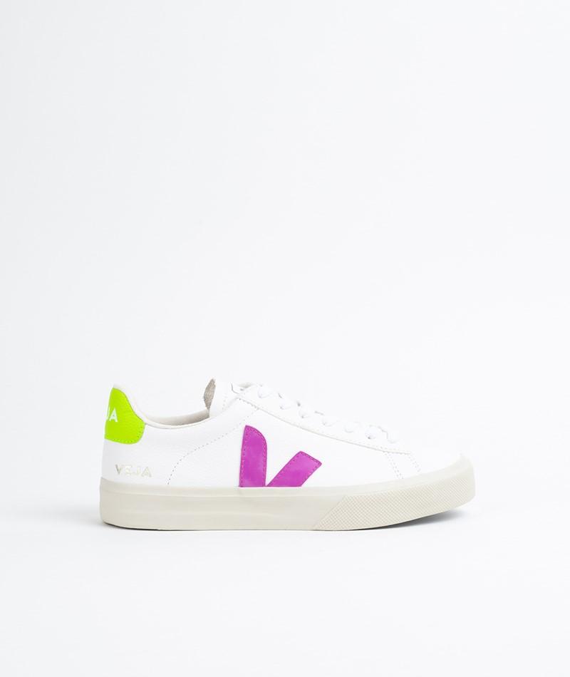 VEJA Campo Sneaker extra white-violet