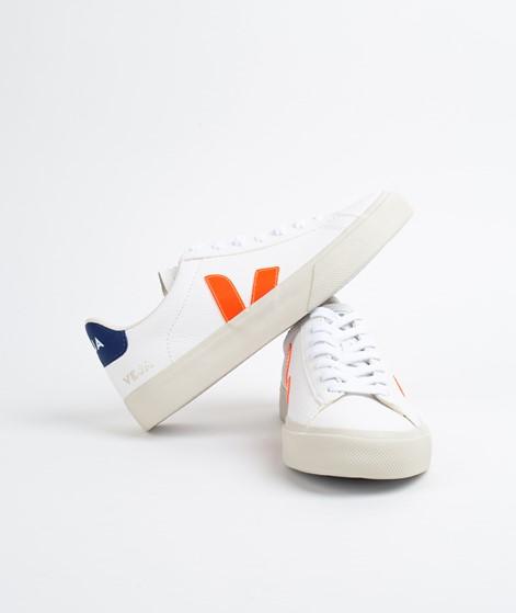VEJA Campo Sneaker extra white orange