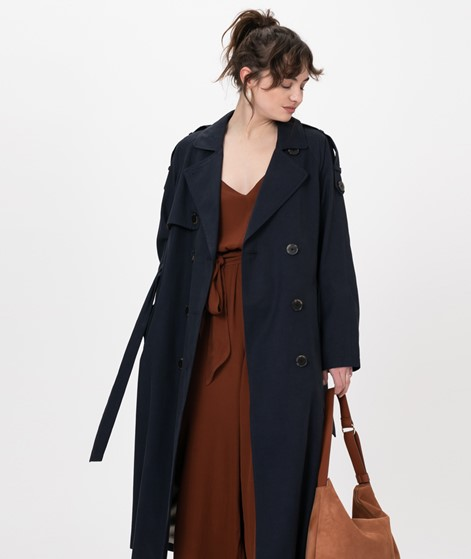 SELECTED FEMME SLFBren LS Trench Coat