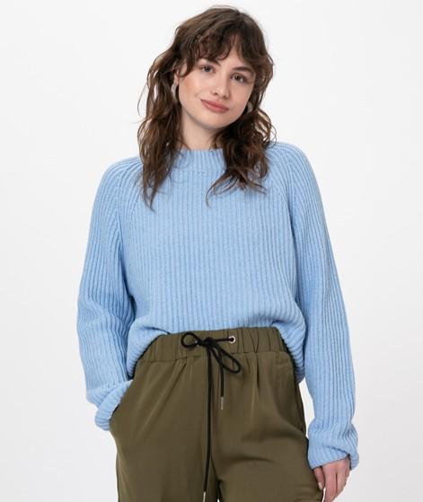 KAUF DICH GLÜCKLICH Pullover blau