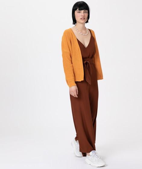 KAUF DICH GLÜCKLICH Cardigan orange