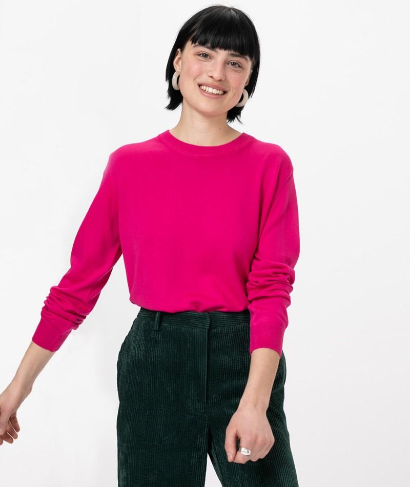 KAUF DICH GLÜCKLICH Pullover pink