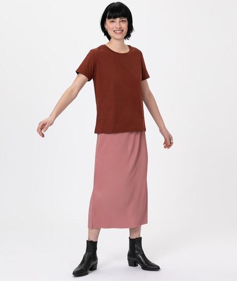 KAUF DICH GLÜCKLICH Ida T-shirt brick