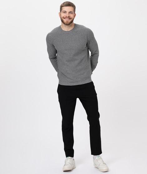 KAUF DICH GLÜCKLICH Pullover grey melang
