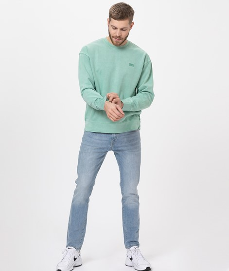 LEVIS Authentic Logo Crewneck Sweater