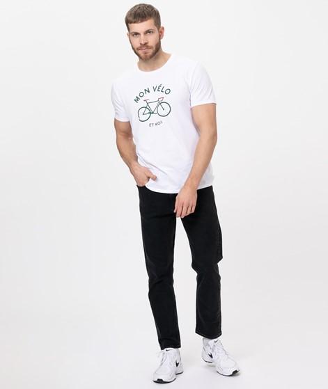 KAUF DICH GLÜCKLICH T-Shirt Velo white