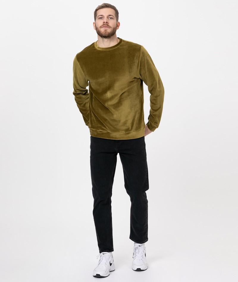 KAUF DICH GLÜCKLICH Sweater dusty pea