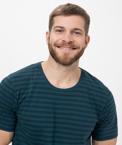 KAUF DICH GLÜCKLICH Milo T-Shirt pe/bl