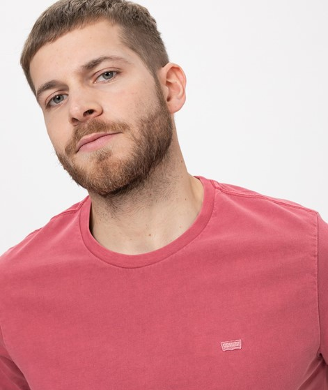 LEVIS New Original HW Crew T-Shirt red