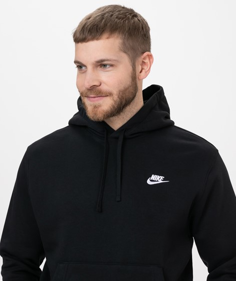 NIKE Sportswear Club Fleece Hoodie black
