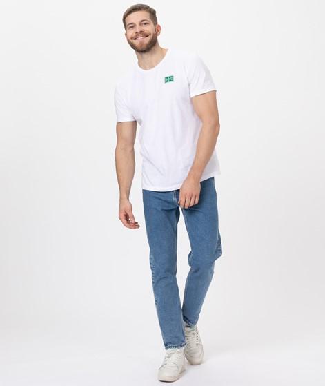 KAUF DICH GLÜCKLICH T-Shirt soccer white