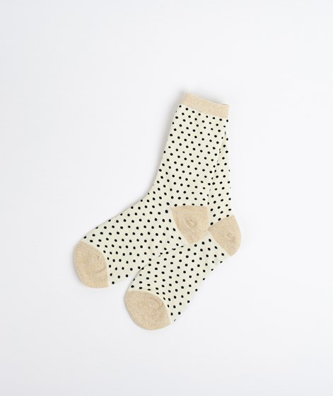 SELECTED FEMME SLFVida Socken almond dot