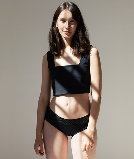 THINX Heavy Hiphugger Unterwäsche black