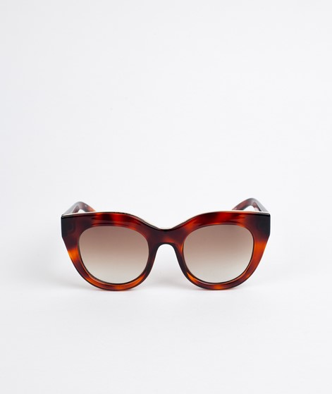 LE SPECS Air Heart Sonnenbrille brown