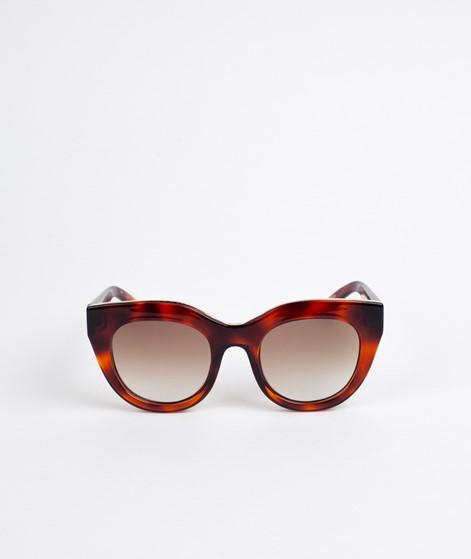 LE SPECS Air Heart Sonnenbrille brown