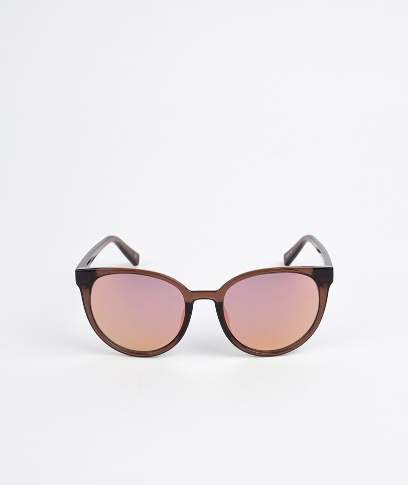 LE SPECS Armada Sonnenbrille peach
