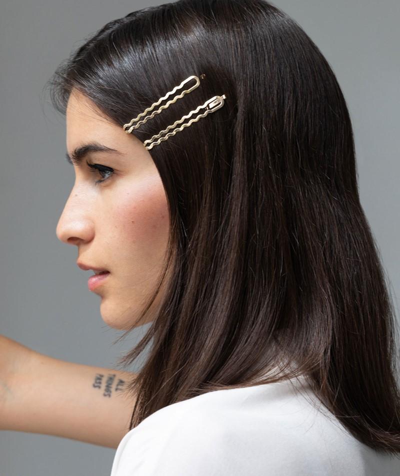 EBBA Hairclip gold