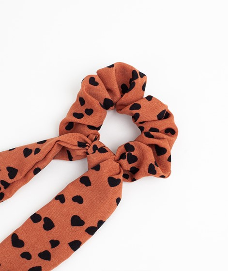 EBBA Minna Scrunchie rust