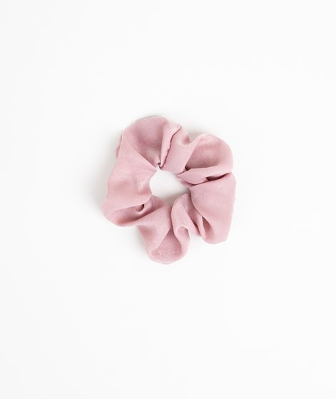 EBBA Satin Scrunchie rosa