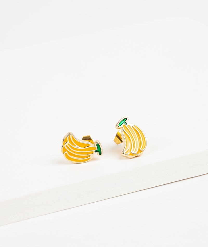 EBBA Ohrringe Banane