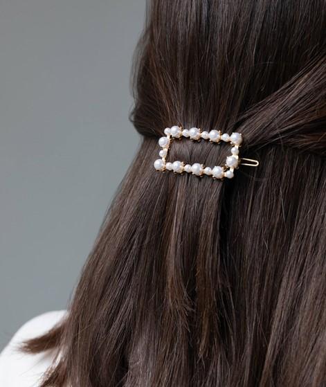 EBBA Taimi Hairclip pearl